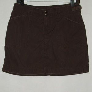 Gap Women Mini Skirt